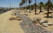 Heritage Park Project- Riverbed Landscape After